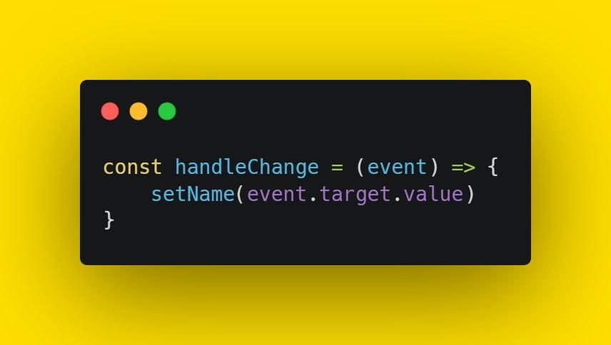 add handler function