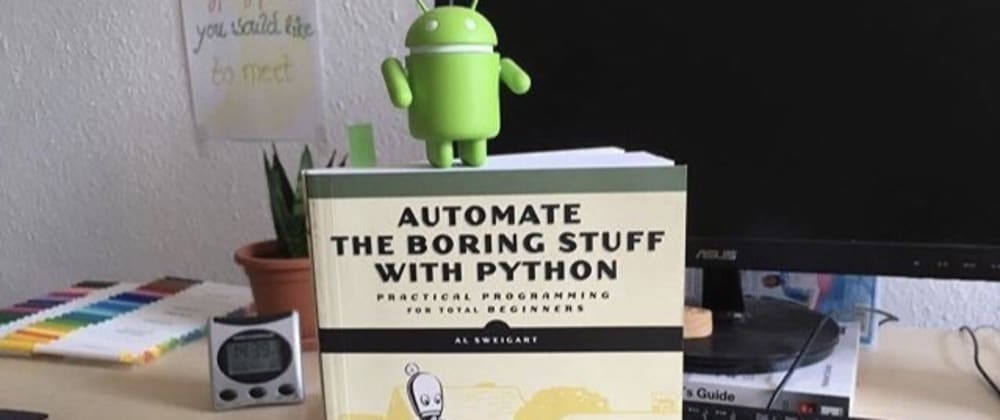 Cover image for 5 great Python resources