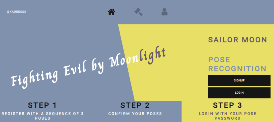SailorMoon Homepage