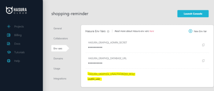 Build an e-commerce shopping cart reminder with Hasura Events