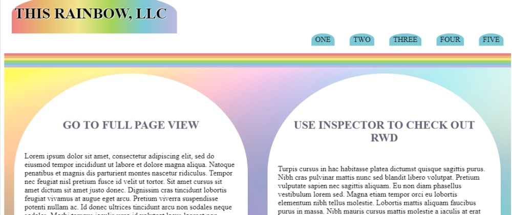 Cover image for Using The Media Query for Printable Web Pages