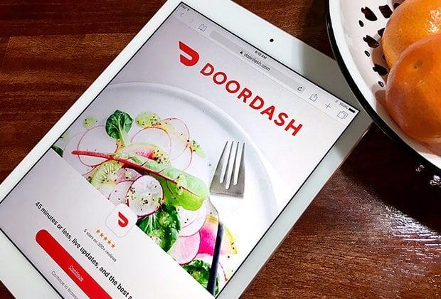 Food Ordering Apps like Doordash
