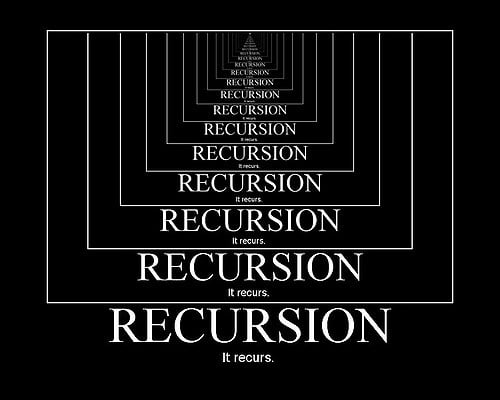 Ouch! Oh no, I recursion'd myself! - DEV Community 👩 💻👨 💻