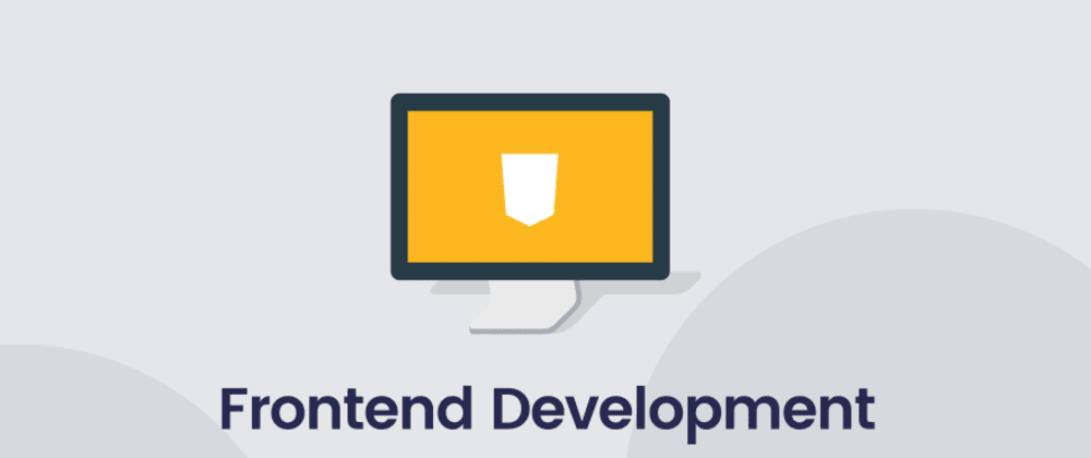 Cover image for Frontend Development Series