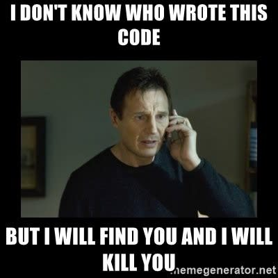 Bad Coding Practicse