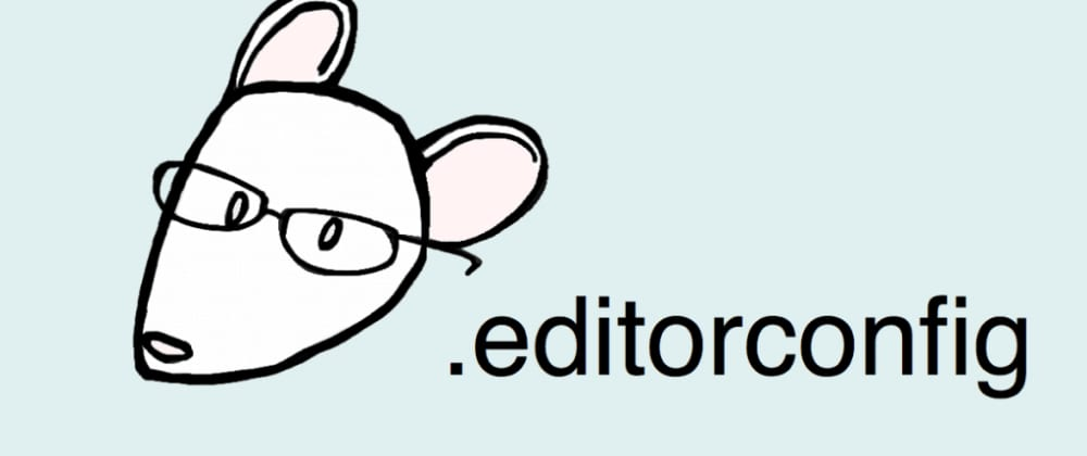 Cover image for Standardizing Code — EditorConfig