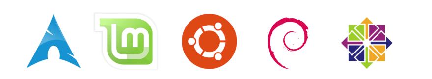 Linux Logos