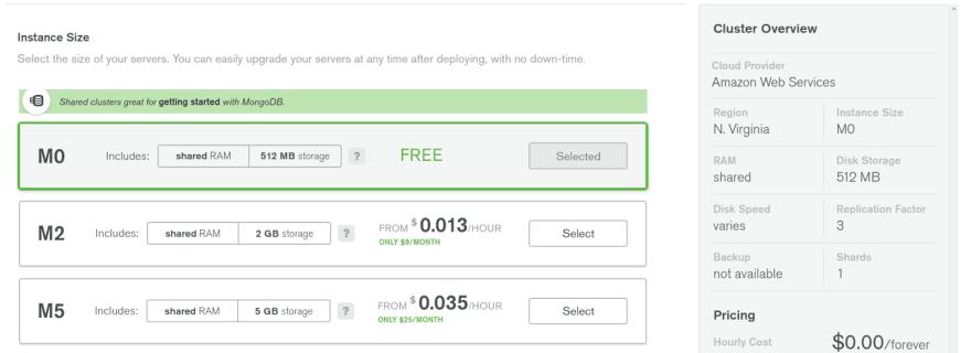 Create your first Serverless API