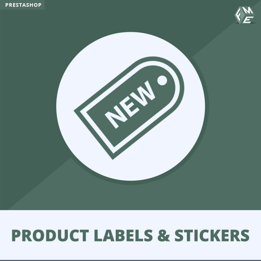 Prestashop Product Labelst
