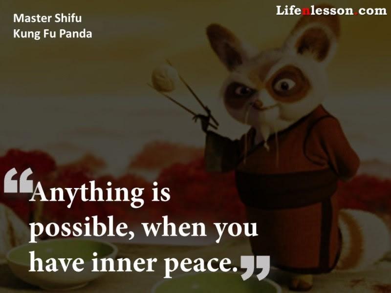 Master Shifu from Kung Fu Panda