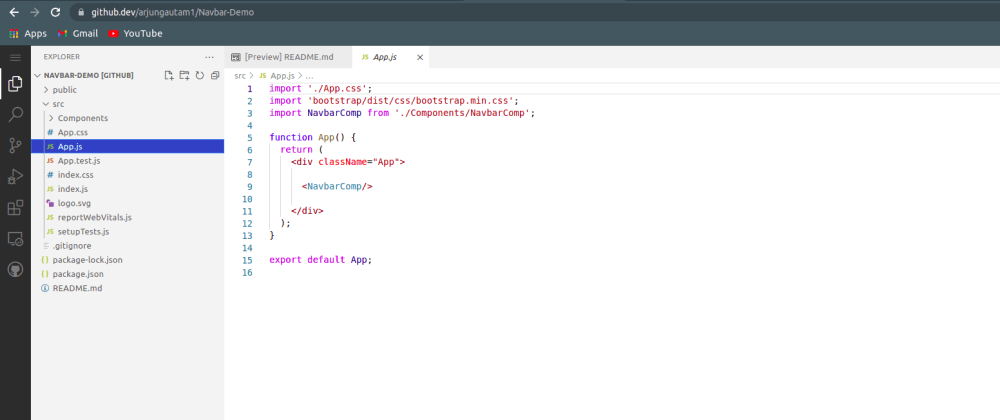 Cover image for Type Dot (.) to open any Github repo on VSCode in your  browser.