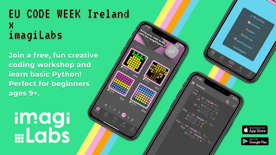 imagiLabs Ireland promo