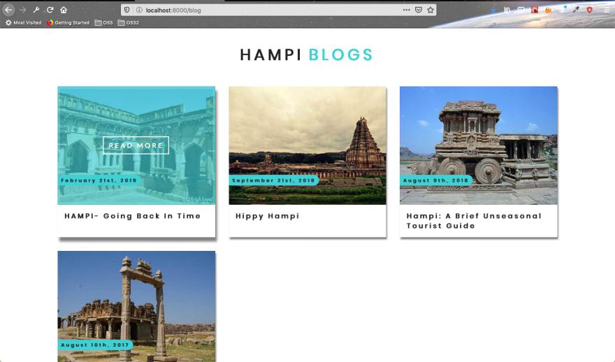 Hampi blog
