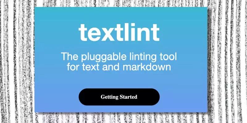 text lint
