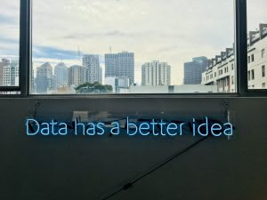 data has a better idea - machine learning golang