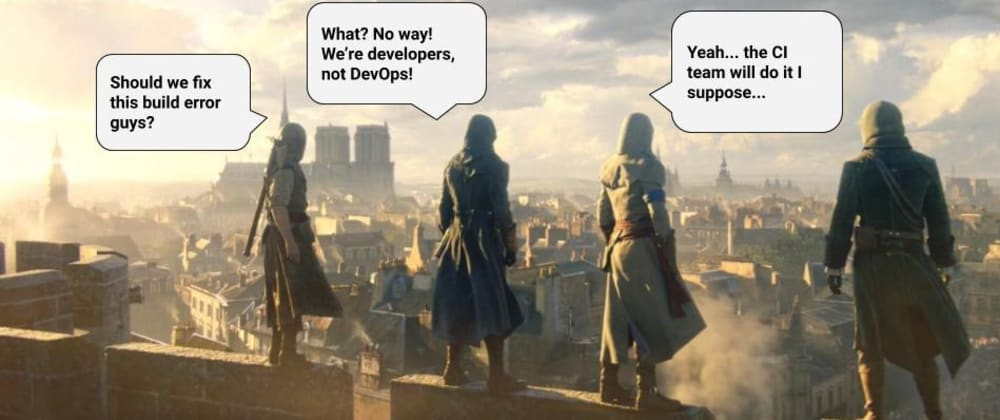 Cover image for From corporate DevOps to freelance full-stack