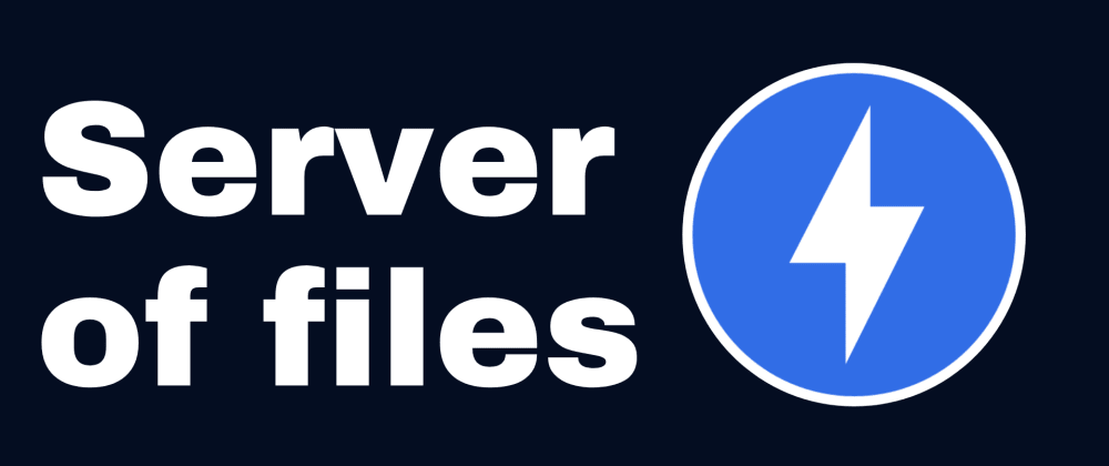 Cover image for How to create server of files with FastAPI