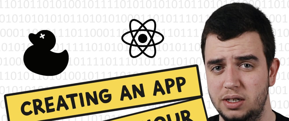 Cover image for Creating a React Native app in less than 1 hour