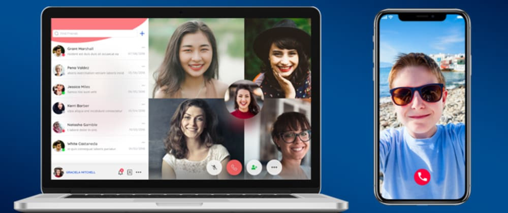 Cover image for How to Build Video Chat App for Android, iOS & Web Apps? (Zero Coding)