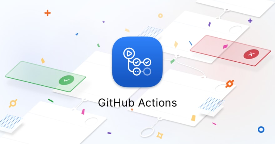 A banner containing Github logo