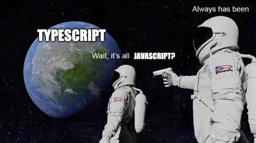 TypeScript-related programmer humour