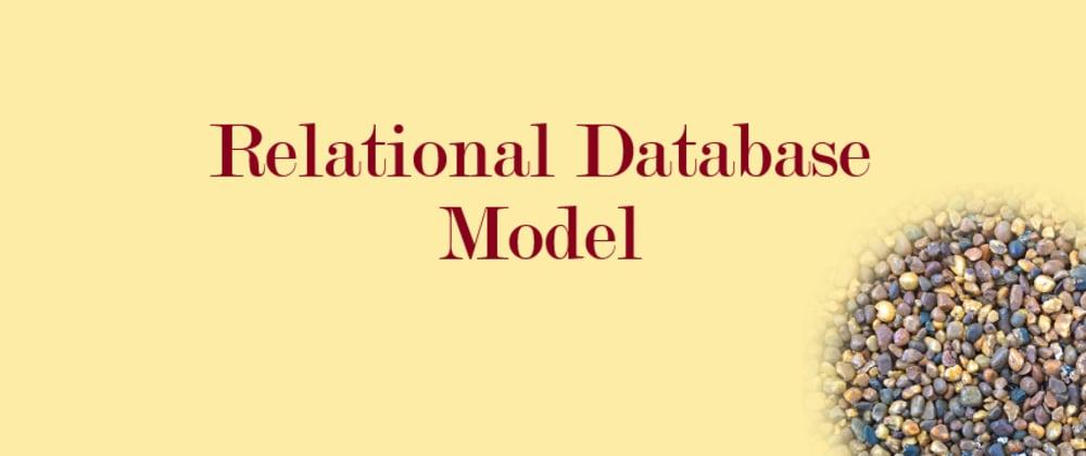 Cover image for Relational Database Model