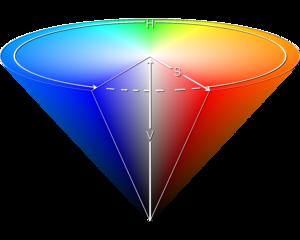 Schéma illustrant l'espace TSV