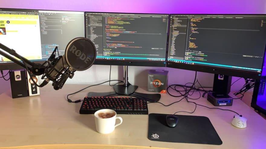 My Workspace Setup
