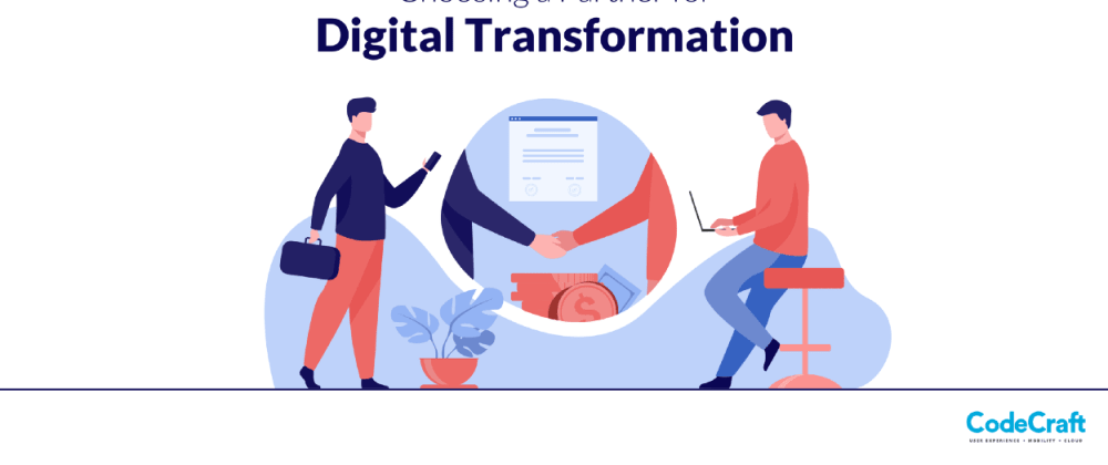 Cover image for How to find the right digital partner for your Enterprise
