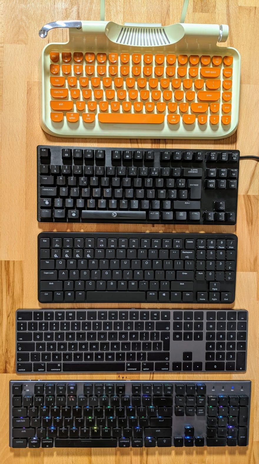 Keyboards wassim chegham