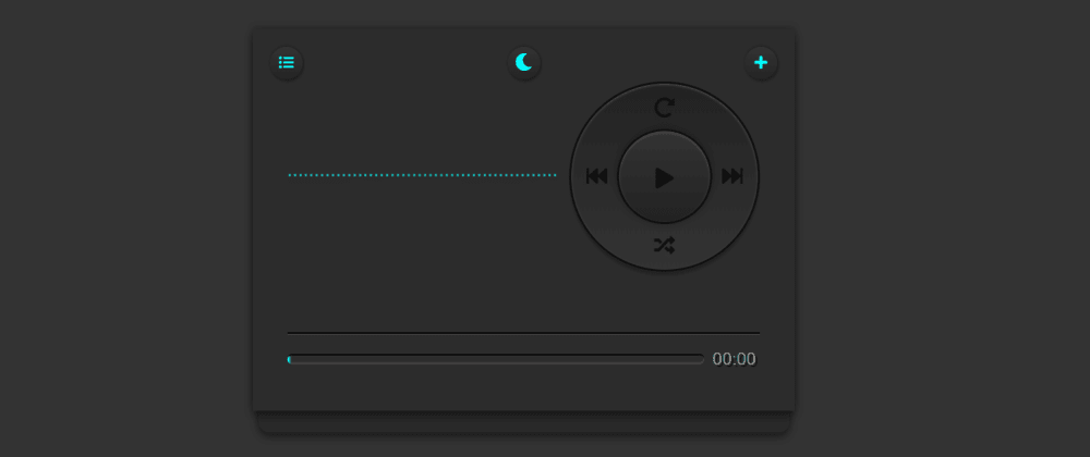 Cover image for Music player directly into the Browswer!