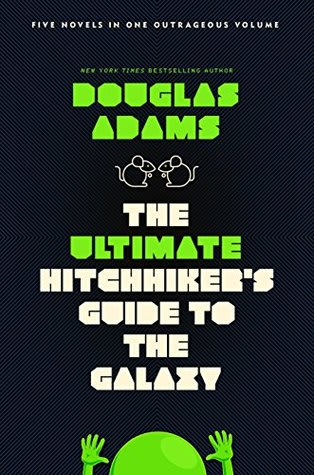 The Ultimate Hitchhiker's Guide cover