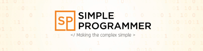 Simple Programmer