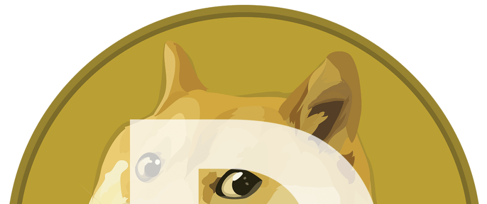Cover image for DogecoinTrackerBot - My latest Node project!