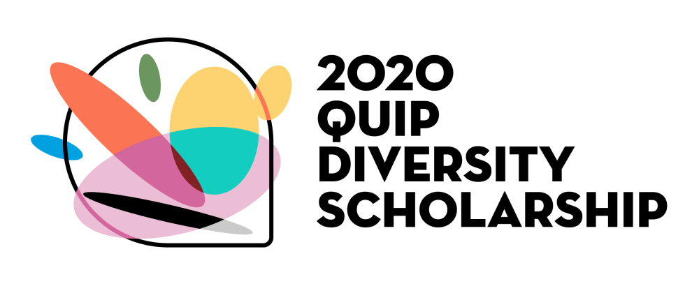 Cover image for Quip 2020 Diversity Scholarship