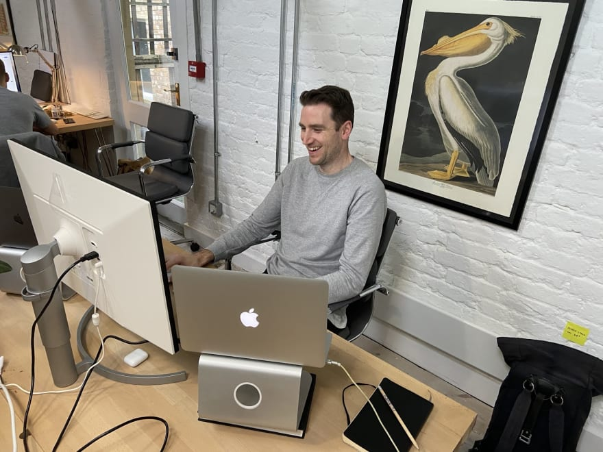 From construction to coding - this dev tells us how he changed career