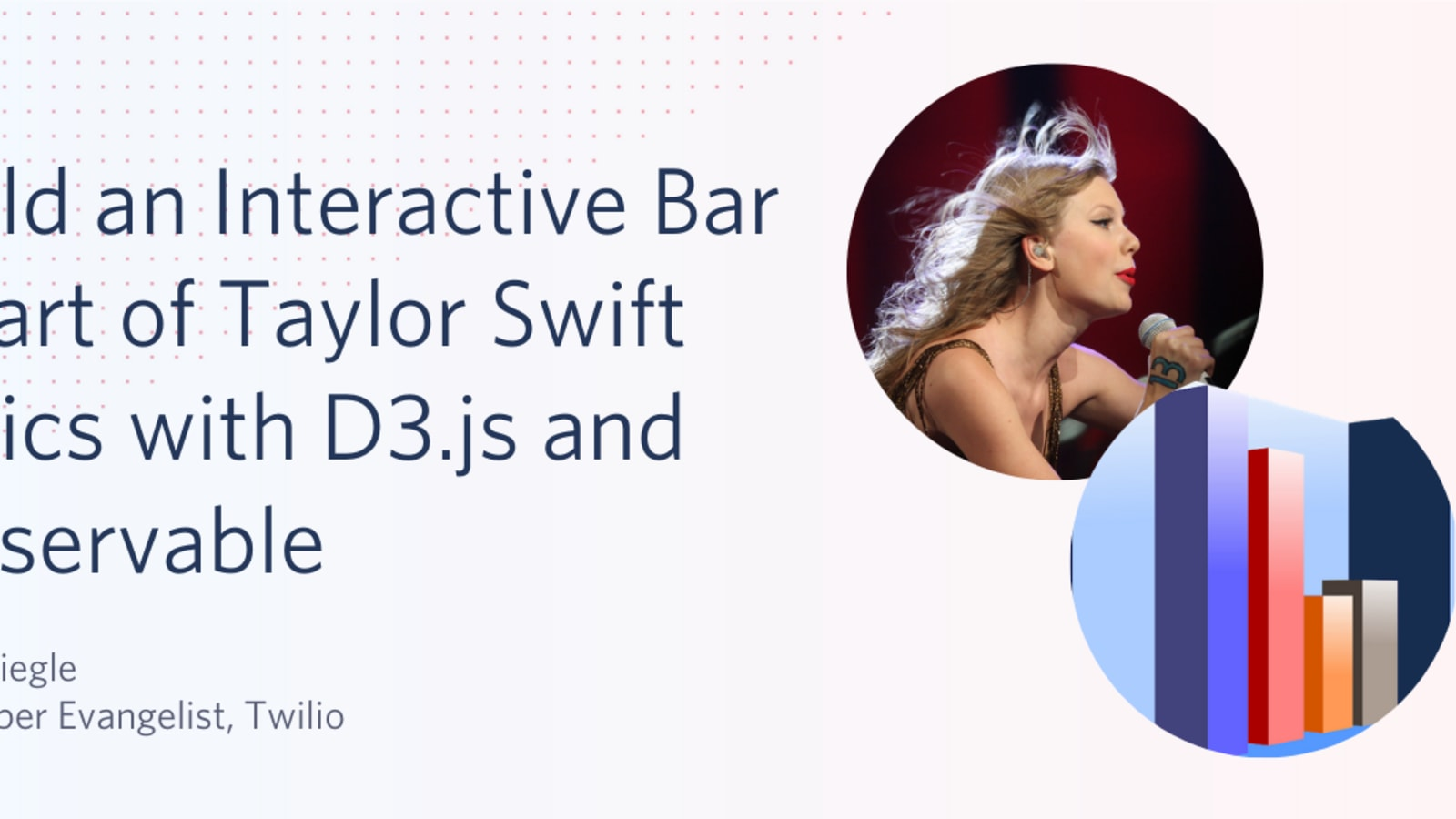 Build An Interactive Bar Chart Of Taylor Swift Lyrics With D3 Js And Observable Dev