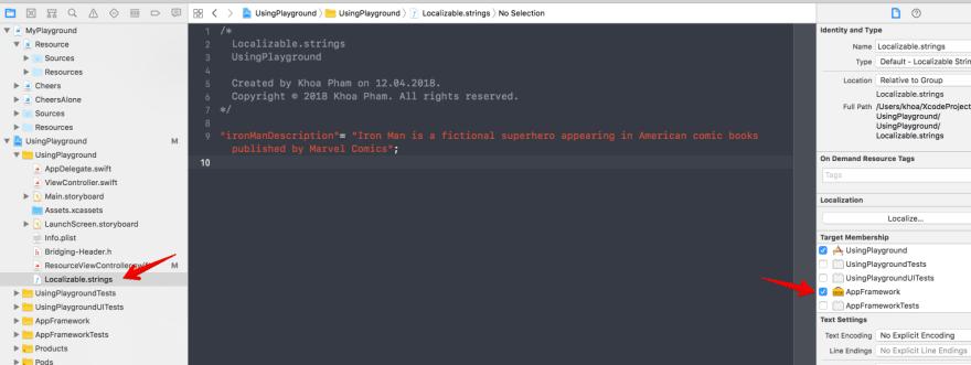 Playground driven development in Swift - DEV Community 👩 💻👨 💻