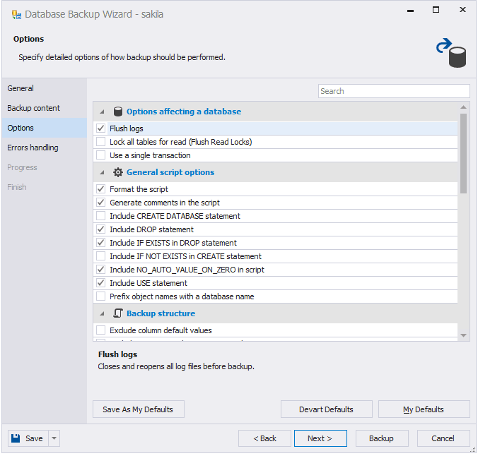 Backing Up a Database in Amazon RDS_04
