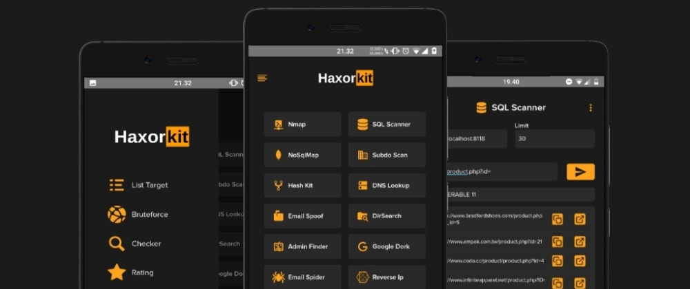 Cover image for Mobile Application Hacking HaxorKit, Toolkit For Pentester