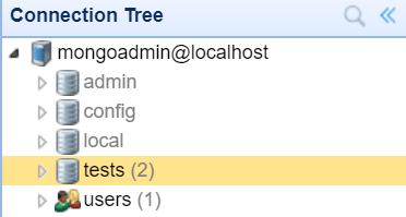 MongoDB instance