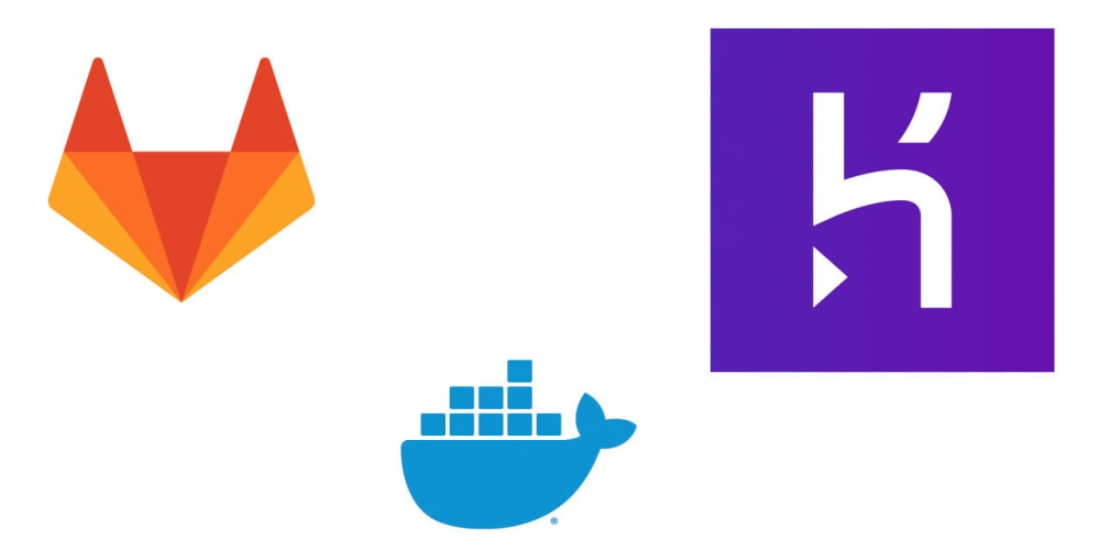 Continuous deployment with GitLab, Docker and Heroku