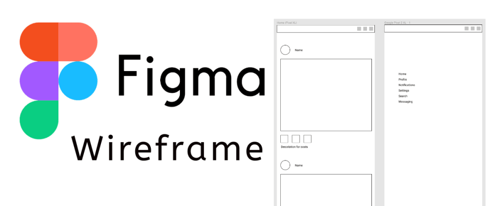 Cover image for Figma Tutorial: Create a Post Page For a Social Media App | Part 1/3