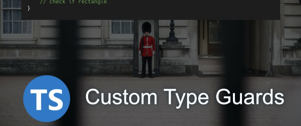 Cover image for Custom Type Guards in Typescript