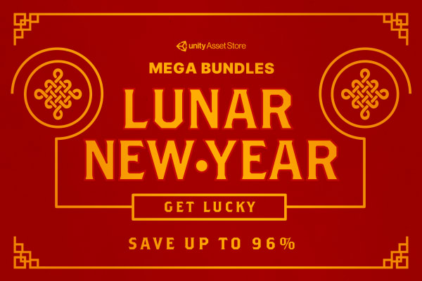 Lunar New Year Mega Bundles