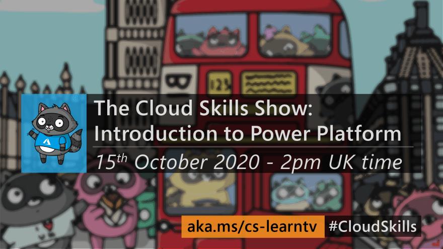 Cloud Skills Show Graphic