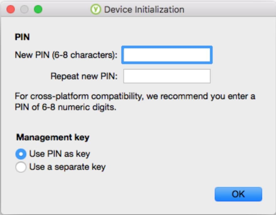 Yubikey for Mac Unlock - 3