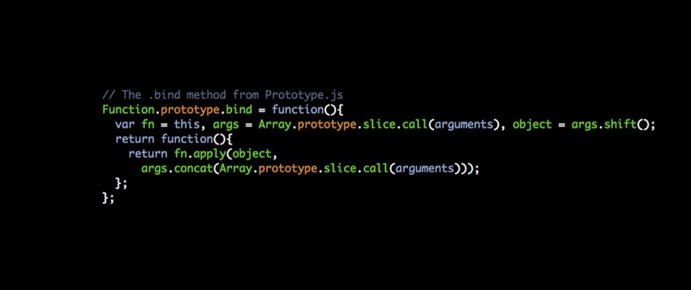 I thought I knew JavaScript …