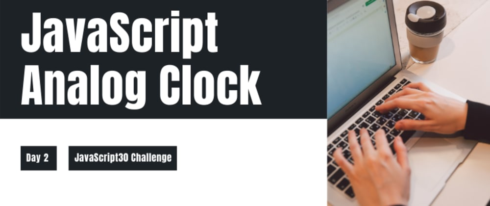 Cover image for Wonderful Analog Clock using HTML, CSS, And JavaScript