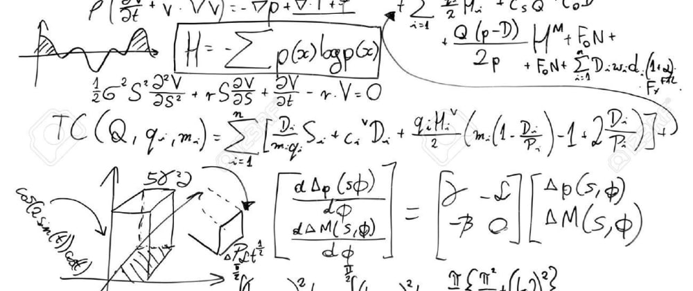 Cover image for Mathematical Notation for Python Developers (Part 1)